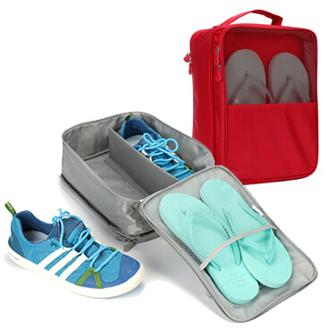 Luggage Organizer Storage Travel Shoe Bag